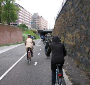 Pyöräilyn valtatie