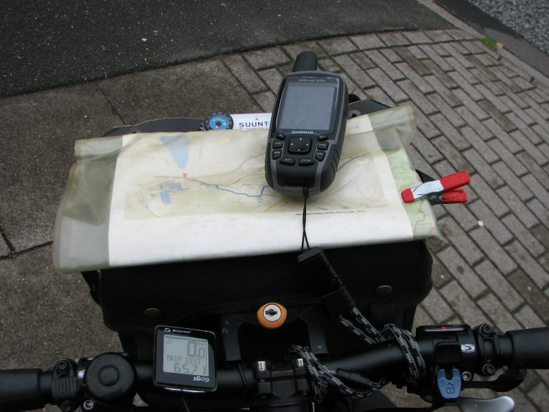 mittari ja GPS